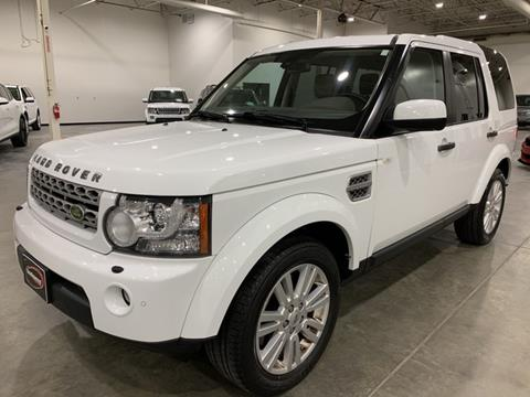 2011 Land Rover LR4 for sale in Charlotte, NC