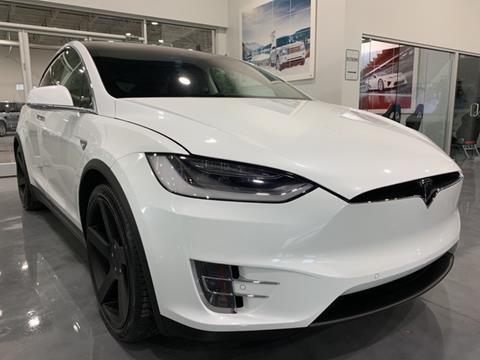 Used Tesla Model X For Sale >> 2016 Tesla Model X For Sale In Charlotte Nc