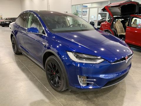 Used Tesla Model X For Sale >> Used Tesla Model X For Sale In Honolulu Hi Carsforsale Com