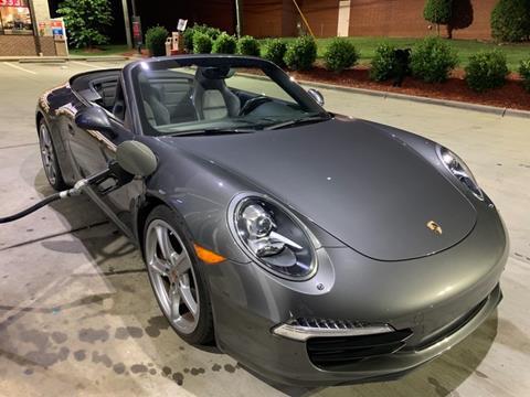 2015 Porsche 911 for sale in Charlotte, NC