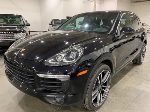 2015 Porsche Cayenne for sale in Charlotte, NC