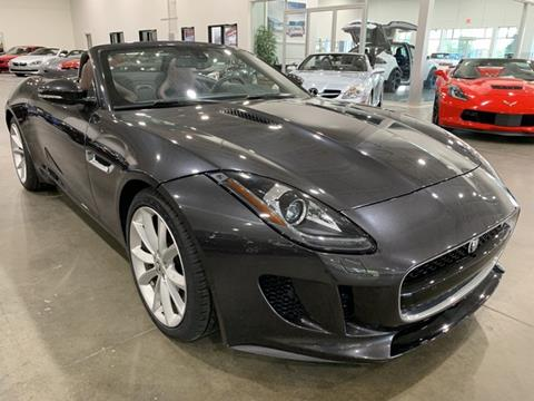 Used Jaguar F Type For Sale >> 2014 Jaguar F Type For Sale In Charlotte Nc