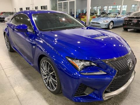 2015 Lexus RC F for sale in Charlotte, NC