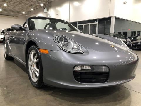 2005 Porsche Boxster for sale in Charlotte, NC