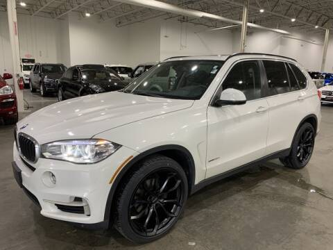 2014 BMW X5 xDrive35i for sale at Godspeed Motors in Charlotte NC