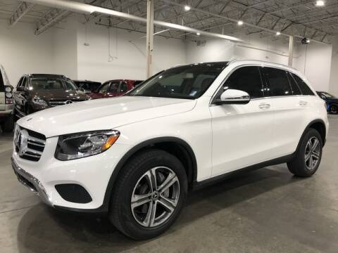 2018 Mercedes-Benz GLC GLC 300 for sale at Godspeed Motors in Charlotte NC