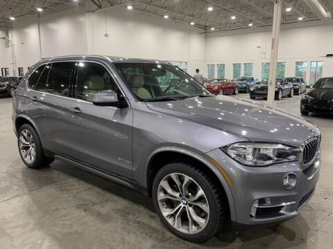 2017 BMW X5 sDrive35i for sale at Godspeed Motors in Charlotte NC