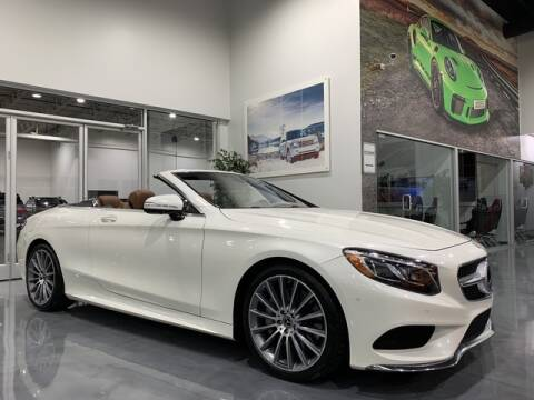2017 Mercedes-Benz S-Class for sale at Godspeed Motors in Charlotte NC