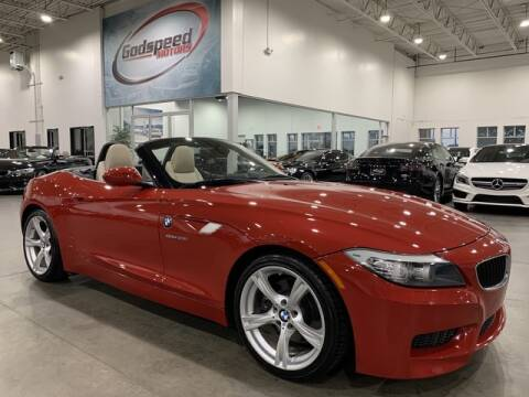 2012 BMW Z4 for sale at Godspeed Motors in Charlotte NC
