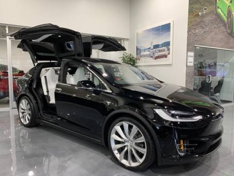 2017 Tesla Model X for sale at Godspeed Motors in Charlotte NC