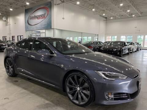 2016 Tesla Model S for sale at Godspeed Motors in Charlotte NC