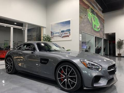 2016 Mercedes-Benz AMG GT for sale at Godspeed Motors in Charlotte NC