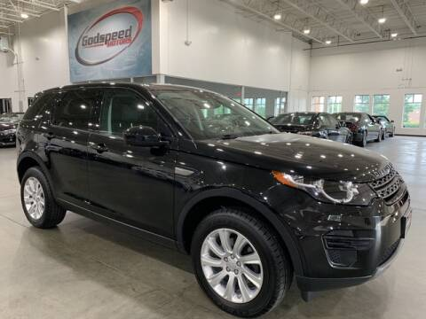2015 Land Rover Discovery Sport for sale at Godspeed Motors in Charlotte NC