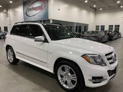 2015 Mercedes-Benz GLK for sale at Godspeed Motors in Charlotte NC