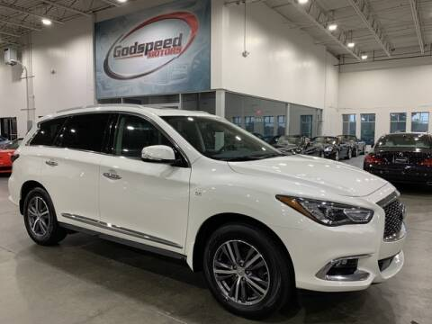 2018 Infiniti QX60 for sale at Godspeed Motors in Charlotte NC