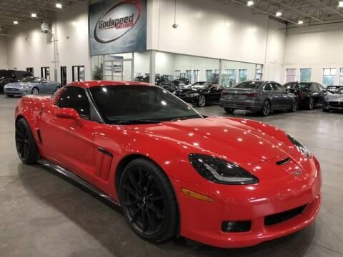 2011 Chevrolet Corvette for sale at Godspeed Motors in Charlotte NC