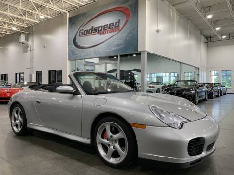 2004 Porsche 911 for sale at Godspeed Motors in Charlotte NC