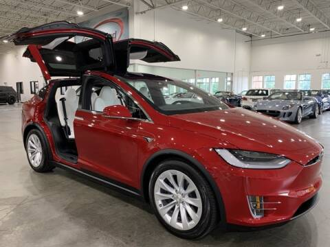 2020 Tesla Model X for sale at Godspeed Motors in Charlotte NC