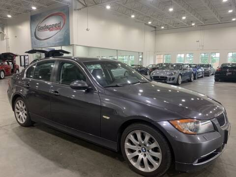 2008 BMW 3 Series for sale at Godspeed Motors in Charlotte NC