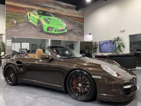 2009 Porsche 911 for sale at Godspeed Motors in Charlotte NC