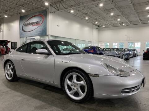 2001 Porsche 911 for sale at Godspeed Motors in Charlotte NC