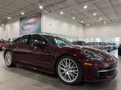 2018 Porsche Panamera for sale at Godspeed Motors in Charlotte NC