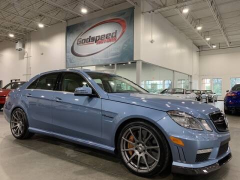 2012 Mercedes-Benz E-Class for sale at Godspeed Motors in Charlotte NC