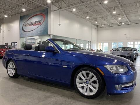 2011 BMW 3 Series for sale at Godspeed Motors in Charlotte NC