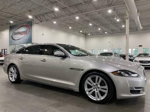 2016 Jaguar XJL for sale at Godspeed Motors in Charlotte NC