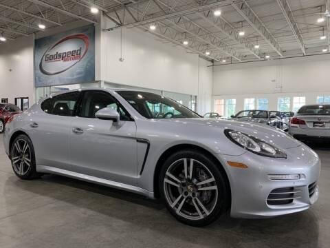 2014 Porsche Panamera for sale at Godspeed Motors in Charlotte NC