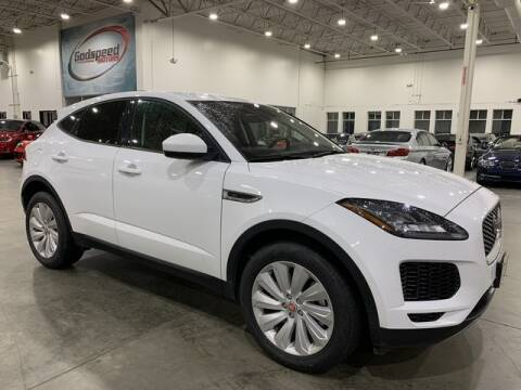 2019 Jaguar E-PACE for sale at Godspeed Motors in Charlotte NC
