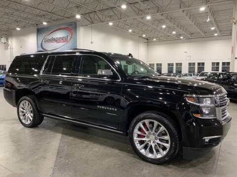 2019 Chevrolet Suburban for sale at Godspeed Motors in Charlotte NC