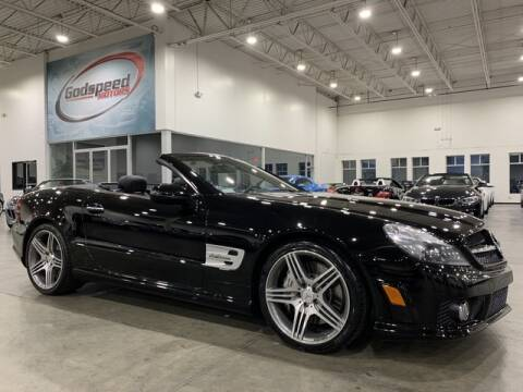 2009 Mercedes-Benz SL-Class for sale at Godspeed Motors in Charlotte NC