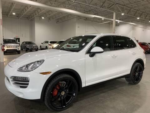 2014 Porsche Cayenne for sale at Godspeed Motors in Charlotte NC