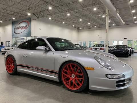 2008 Porsche 911 for sale at Godspeed Motors in Charlotte NC