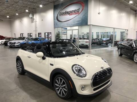 2017 MINI Convertible for sale at Godspeed Motors in Charlotte NC