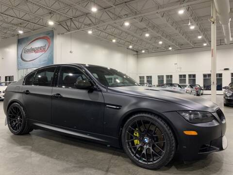 2011 BMW M3 for sale at Godspeed Motors in Charlotte NC