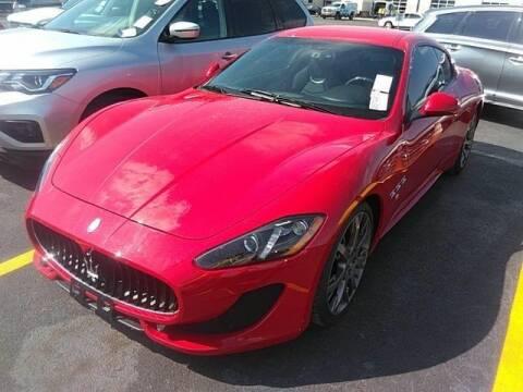 2014 Maserati GranTurismo for sale at Godspeed Motors in Charlotte NC