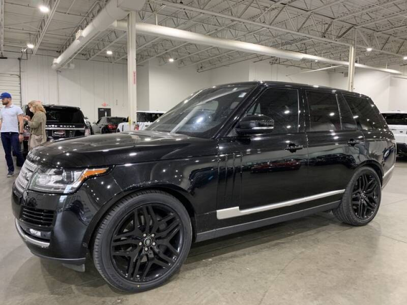 2013 Land Rover Range Rover for sale at Godspeed Motors in Charlotte NC