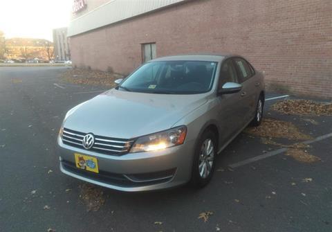 2012 Volkswagen Passat for sale in Falls Church, VA