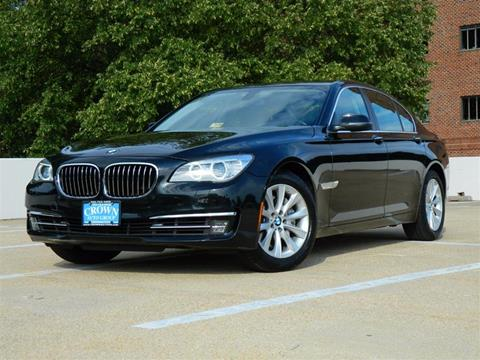 2013 BMW 7 Series for sale in Falls Church, VA