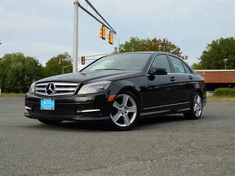 2011 Mercedes-Benz C-Class for sale in Falls Church, VA