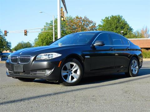 2013 BMW 5 Series for sale in Falls Church, VA