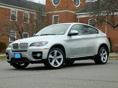 2009 BMW X6 For Sale In Falls Church VA