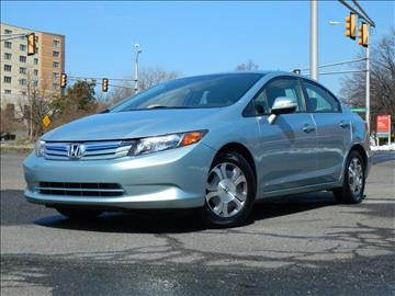 2012 Honda Civic for sale in Falls Church, VA