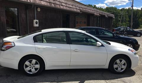 2007 Nissan Altima for sale in Worcester, MA
