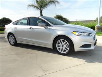 2016 Ford Fusion for sale in Hanford, CA