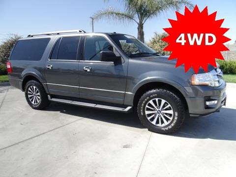 2017 Ford Expedition EL for sale in Hanford, CA