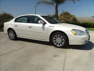 2010 Buick Lucerne for sale in Hanford, CA