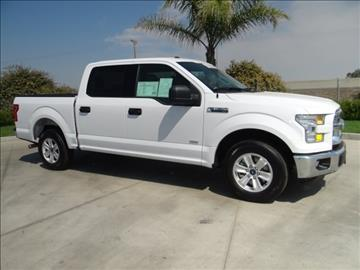 2017 Ford F-150 for sale in Hanford, CA